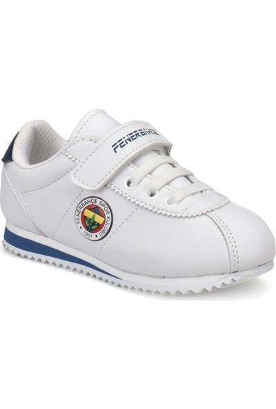 Fb Kınto Fb Beyaz Lacivert Unisex Çocuk Sneaker