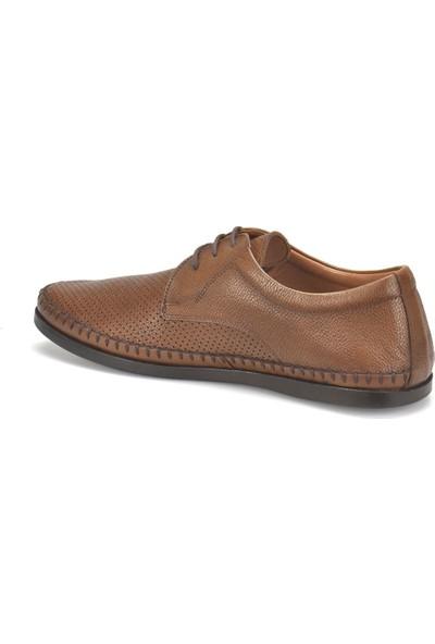 Flogart 3044 M 1366 Taba Erkek Deri Klasik Ayakkabı