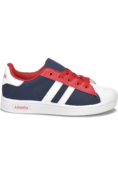 Kinetix Rendro Lacivert Kırmızı Erkek Çocuk Sneaker