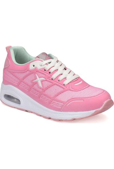 Kinetix Rory Pembe Açık Turkuaz Beyaz Kız Çocuk Sneaker