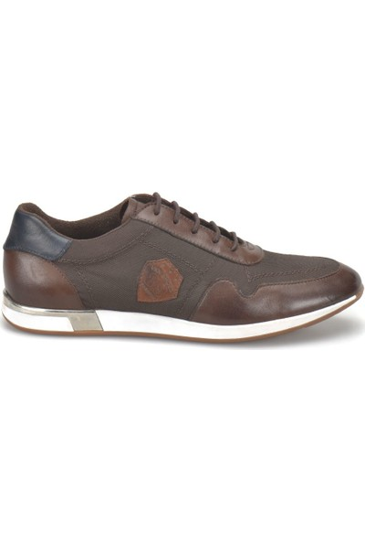 Oxide 1014-1 Kahverengi Erkek Deri Ayakkabı