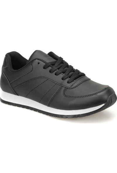 Torex Darıo W Siyah Kadın Günlük Spor Ayakkabı