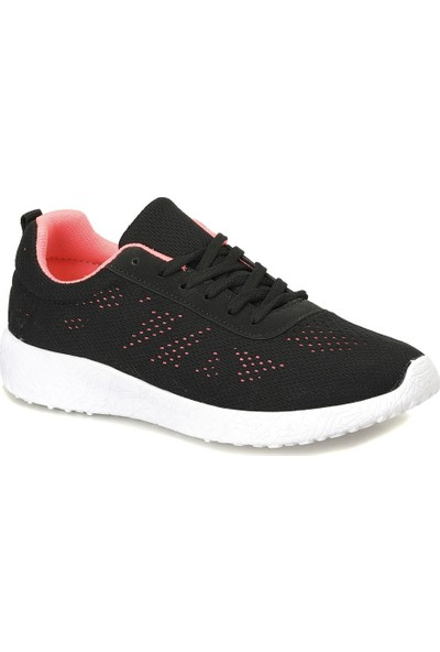 Torex Ice W Siyah Pembe Kadın Sneaker