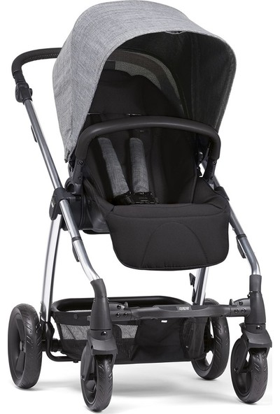 Mamas & Papas Sola 2 Chrome Bebek Arabası Grey Marl