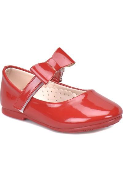 Gigi 93015 Bk Kırmızı Kız Çocuk Babet