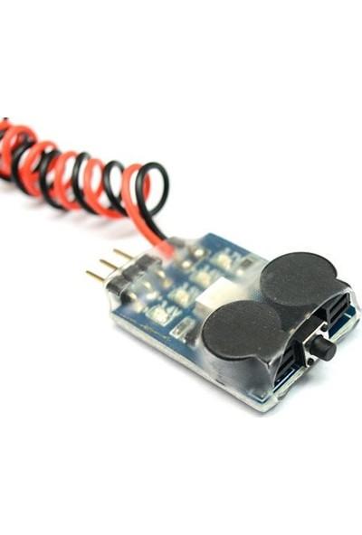 MATEKSYS - Batarya Ekranı - Sinyal Bulma Alarmı - Sinyal Kayıp Alarmı – 3'ü 1 Arada