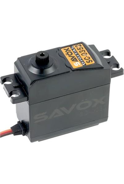 SAVOX - SC-0352 DC Motor Kompozit Dişli Dijital Servo