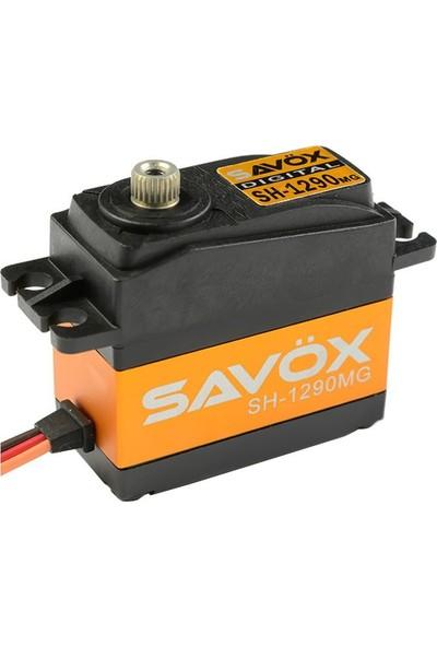 SAVOX - SH-1290MG Süper Hızlı Metal Dişli Dijital Servo
