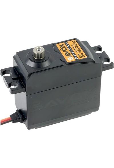 SAVOX - SC-0252MG DC Motor Metal Dişli Dijital Servo