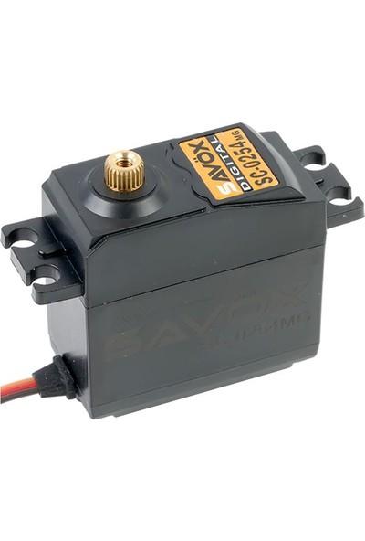 SAVOX - SC-0254MG DC Motor Metal Dişli Dijital Servo