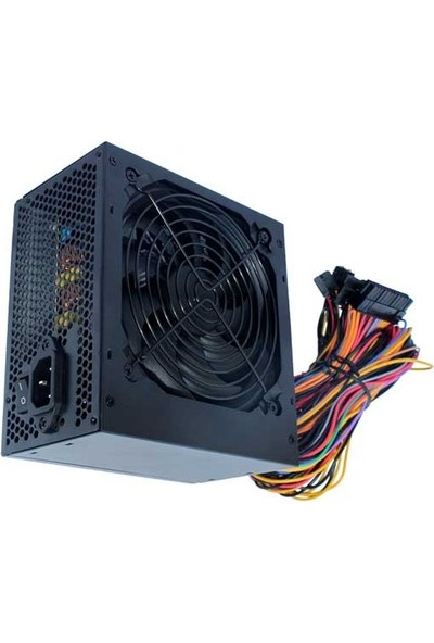 "PowerBoost BST-ATX500R ""QUARK"" 500w APFC 12cm Fanlı ATX Power Supply"