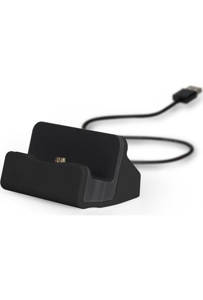 Petrix PFK66776 Micro USB Dock Şarj & Data İstasyonu