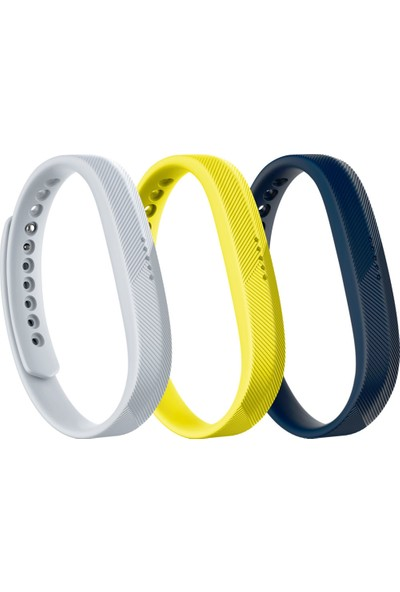 Fitbit Flex2 3 Adet Band Sport Small  - FB161AB3SPS