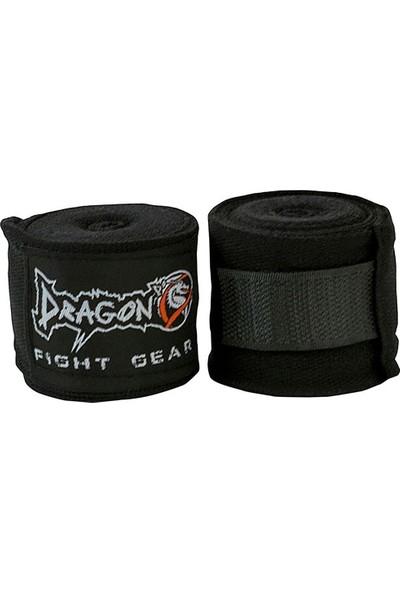 Dragon Siyah Elastik Boks Bandajı 5 Mt 83815-01