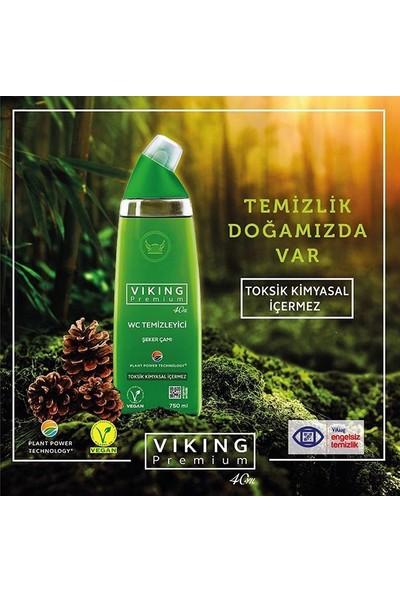 Viking Premium WC Temizleyici Şeker Çamı 750ml
