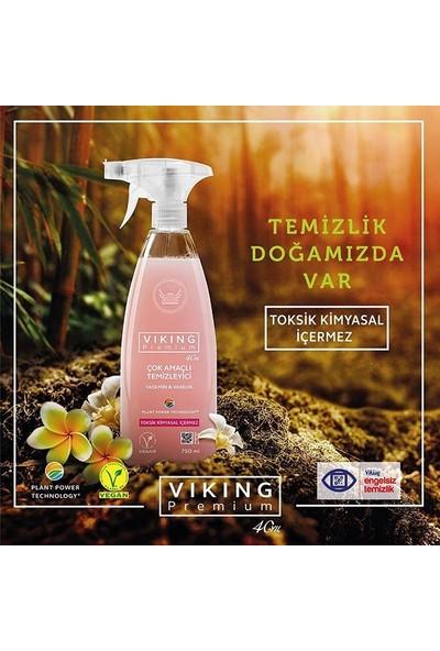 Viking Premium Çok Amaçlı Temizleyici Yasemin&Vanilya 750ml