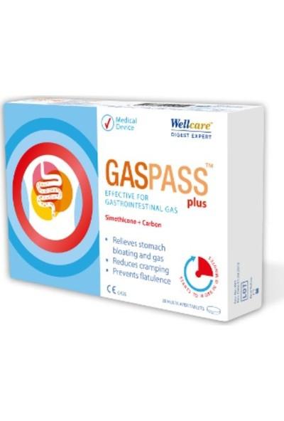 Wellcare Gaspass Plus 20 Tablet