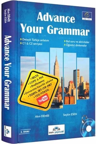 İrem Yayıncılık Advance Your Grammar - Seçkin Esen