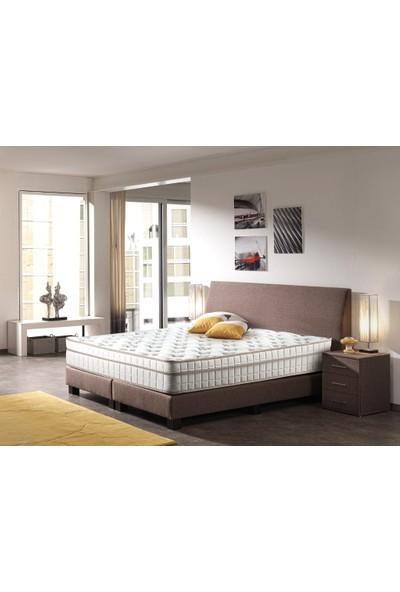 Sleeppeople 3D Bamboo Visco Tek Kişilik Yatak 90x190 cm + Visco Yastık