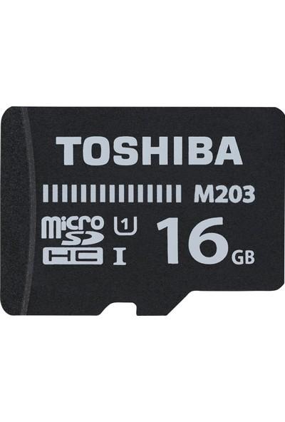 Toshiba 16Gb 100Mb/Sn Microsdhc™ Uhs-1 Class10 Excerıa Thn-M203K0160Ea