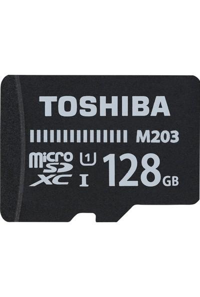 Toshiba 128Gb 100Mb/Sn Microsdxc™ Uhs-1 Class10 Excerıa Thn-M203K1280Ea