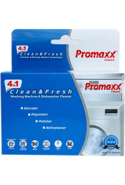 Promaxx Classic Çamaşır Ve Bulaşık Makinası Temizleyici Ve Kireç Sökücü