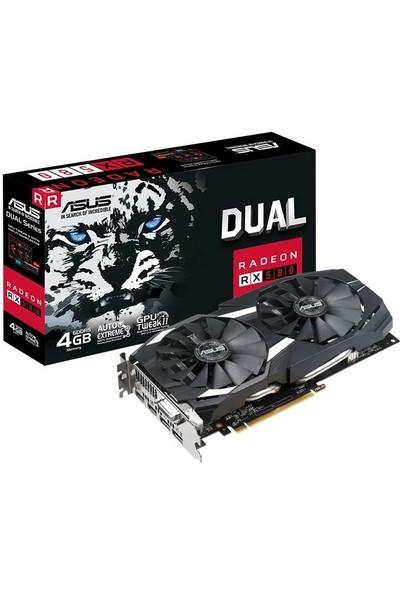 Asus Dual Radeon RX580 4GB 256Bit GDDR5 Ekran Kartı