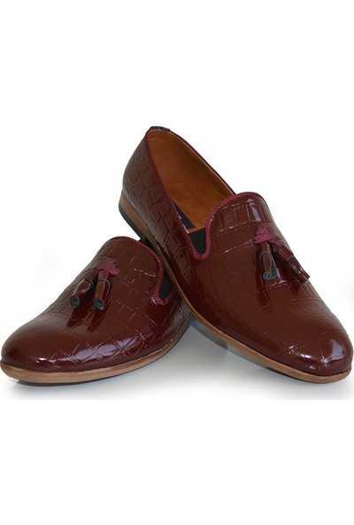 Kubosadan Mpp 1501 Hakiki Deri Rok Günlük Erkek Ayakkabı