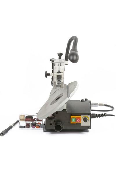 Hais Dekupaj Kıl Testere Makinası
