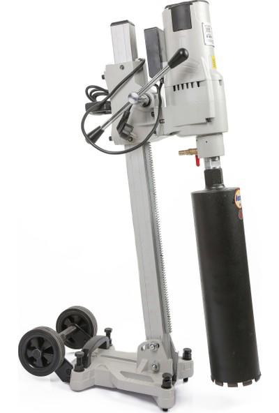 Shun Açılı Düz Karot Makinası 205 3900 Watt