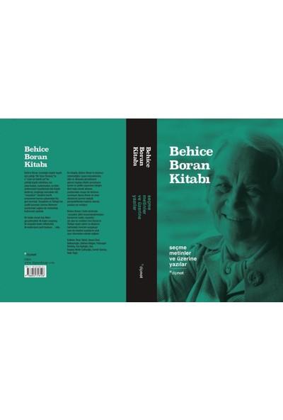 Behice Boran Kitabı(Ciltli) - Emir Ali Türkmen