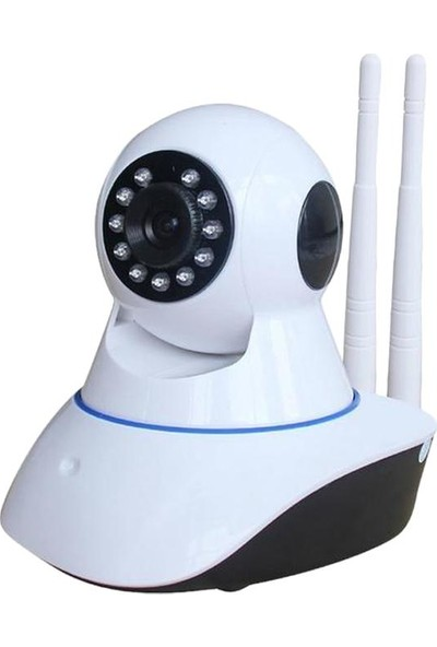 Gringo Ae 2 Anten Fullhd Wifi Kablosuz Ip Güvenlik Bebek Kamerası