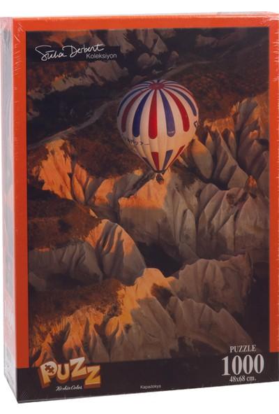 Puzz K.Color 68*48 1000 li Yapboz Kapadokya (Süha Derbent)