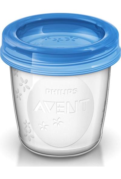 Philips Avent SCF618/10 Anne Sütü Saklama Kapları 180 ml