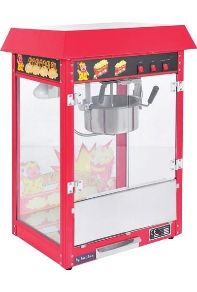 Bykitchen Set Üstü Popcorn-Mısır Patlatma-Patlamış Mısır Makinesi