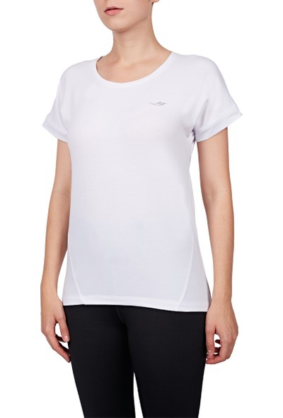 Lescon 18B-2123 Beyaz Bayan Tişört