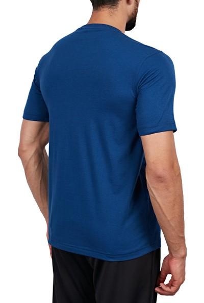 Lescon 18S-1202 İndigo Erkek T-Shirt