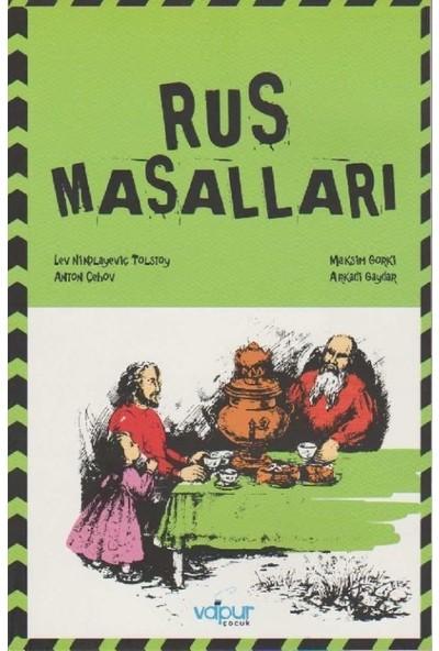 Rus Masalları - Adnan Özer
