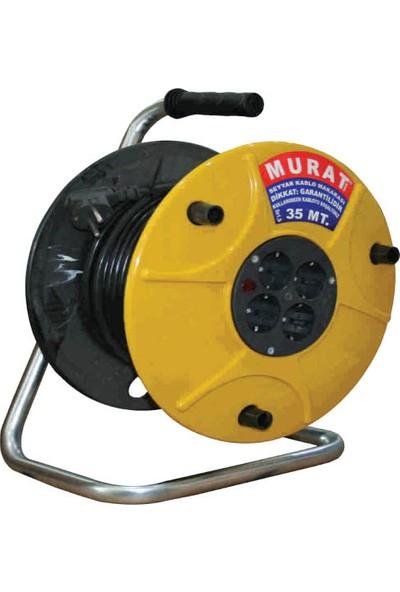 Murat Makaralı Uzatma Kablo 35 Metre