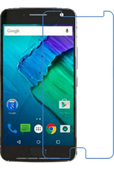 Microcase Motorola Moto G5 Plus Nano Glass Esnek Cam Ekran Koruma