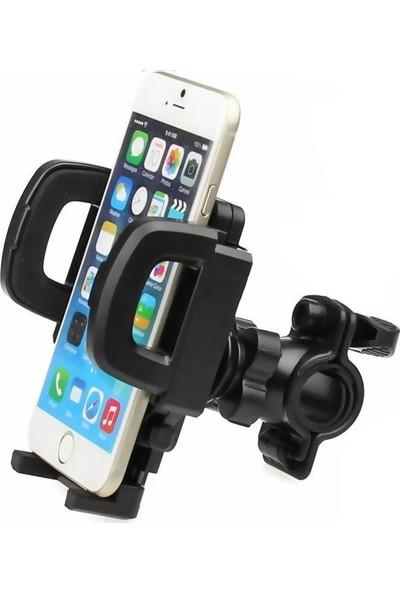 Microcase Apple iPhone 8 8 Plus Bisiklet Ve Motorsiklet Gidon Tutucu