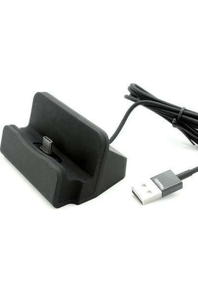 Microcase Usb 3.1 Type C Masaüstü Şarj Ve Data Dock Standı