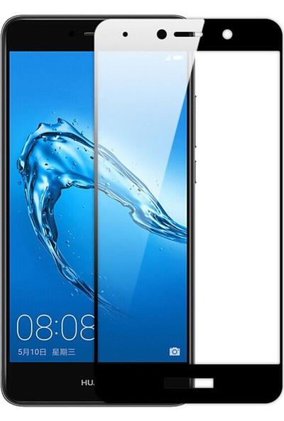 Microcase Huawei P9 Lite Mini Tam Kaplayan Tempered Glass Cam Koruma