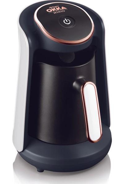 Arzum OK004-B Okka Minio Türk Kahvesi Makinesi - Beyaz