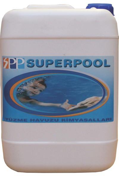 Spp Superpool Sıvı Klor 25 Kg Bidon Ambalaj