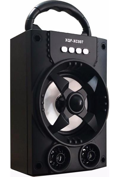 Platoon Xc007 Bluetooth Fm/Sd/Usb Destekli Taşınabilir Ses Sistemi