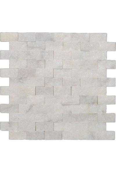 Antikform Uşak Beyaz Simli Patlatma