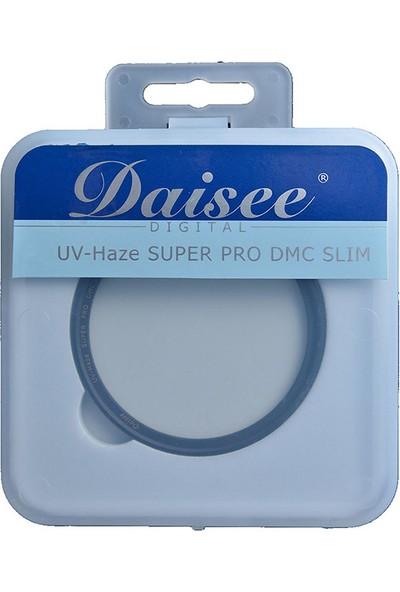 Daisee 72Mm Uv Haze Super Pro Dmc Slim Uv Filtre