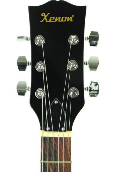 Xenon XESG240R Elektro Gitar SG Kasa