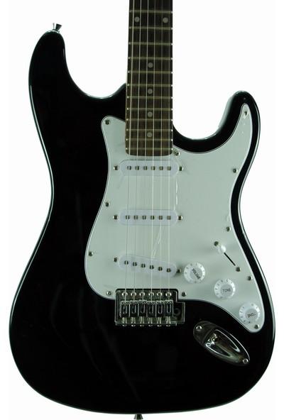 Xenon XNE3BK Stratocaster Kasa Elektro Gitar